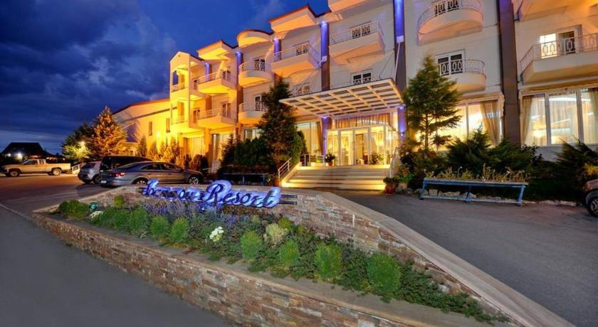 Ioannou Resort, Hotel, 3 km Palaias Ethnikis Odou Ptolemaidas-Florinas, Ptolemaida, 50200, Greece