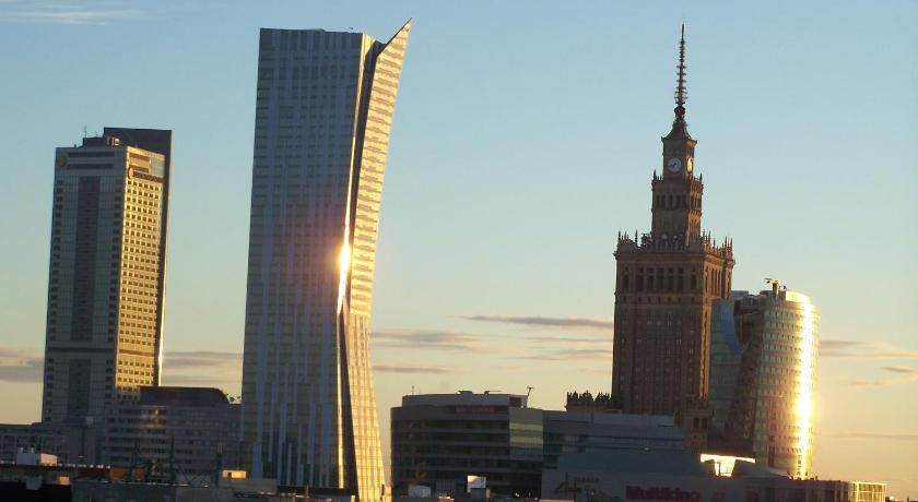 bed4city Aleje Jerozolimskie (Warschau)