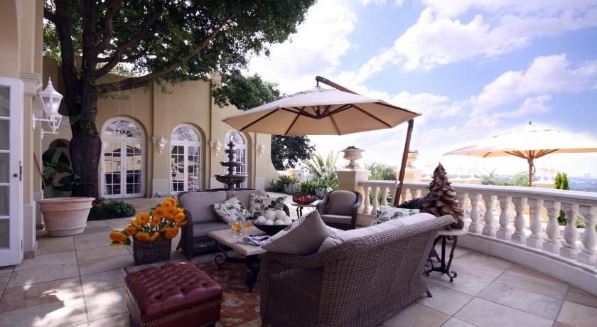 The munro boutique hotel johannesburg south africa for Top rated boutique hotels