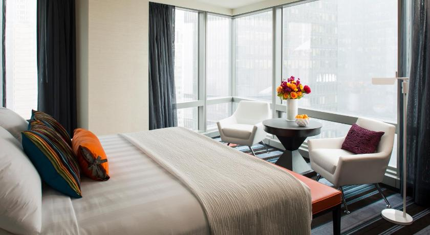 Booking Com Hotel Courtyard By Marriott New York
