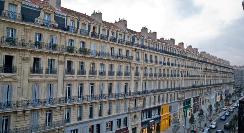 Les Appartements du Vieux-Port: Appartement Hau... (Marseille)