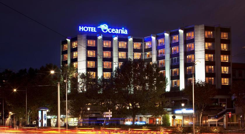 Hotel Oceania Nantes Restaurant