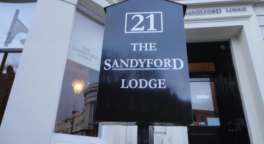 Sandyford Lodge (Glasgow)