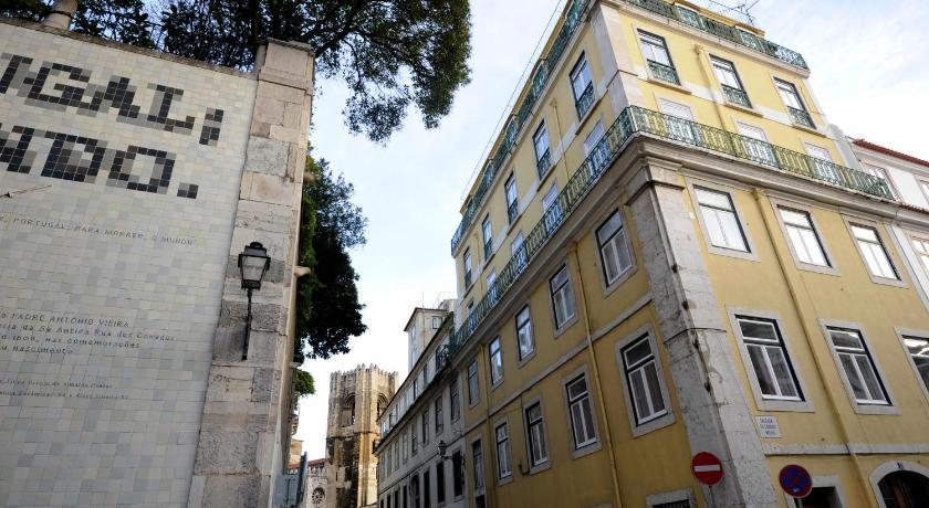 Se Vintage Apartment in Lissabon