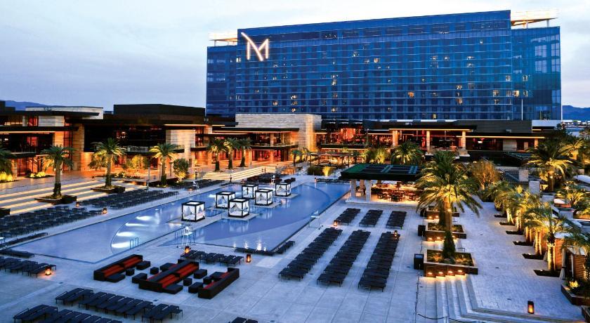 M Resort Sportsbook in Las Vegas, Nevada