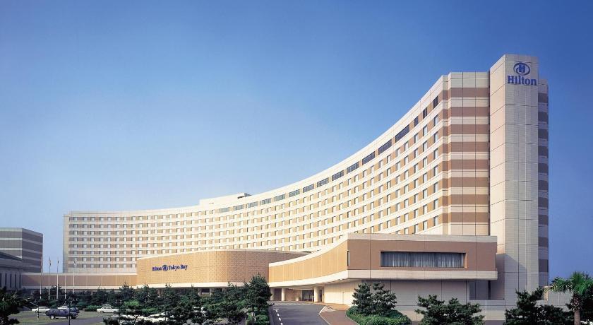 日本,東京,ヒルトン東京ベイ(Hilton Tokyo Bay)