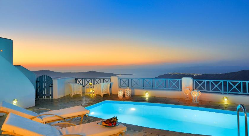 The Top 10 Best Hotels in Imerovigli Santorini for 2021