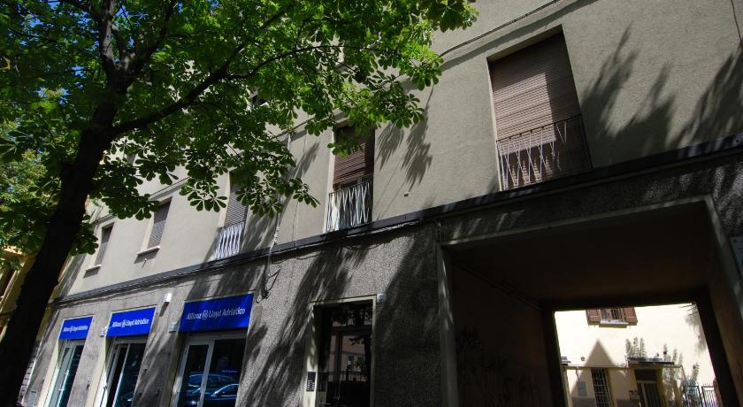 Casarini Halldis Apartment (Bologna)