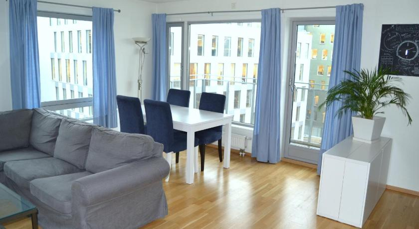 Oslo Central Station Apartment (Oslo)