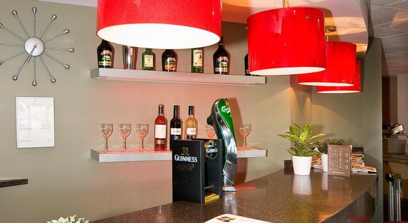24 hrs Bar at Ibis Hotel Dublin Ireland