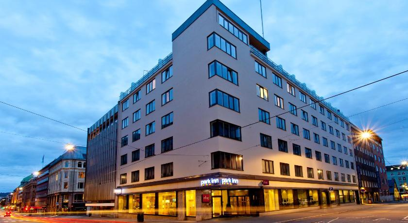 Park Inn by Radisson Oslo (Oslo)