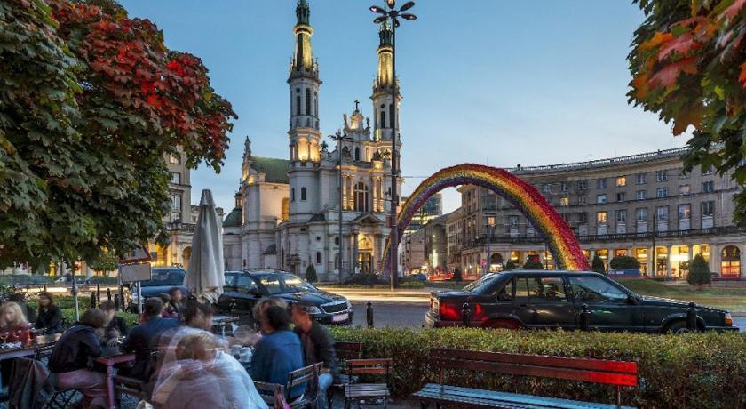 Rainbow Suite (Warschau)