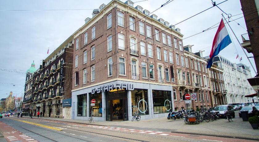 Hotel cornelisz amsterdam netherlands for Hotel to stay amsterdam