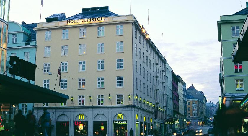 Thon Hotel Bristol, Bergen (Bergen)
