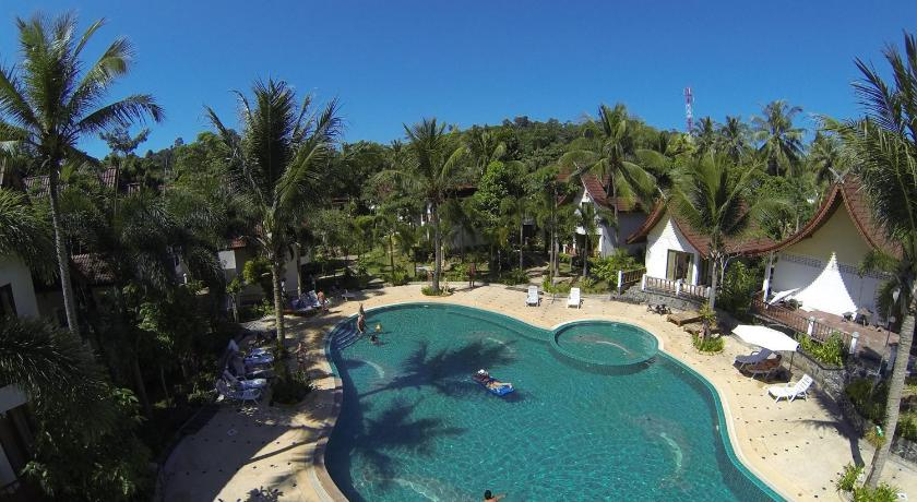 Thai Garden Hill Resort Ko Chang Thailand Booking Com