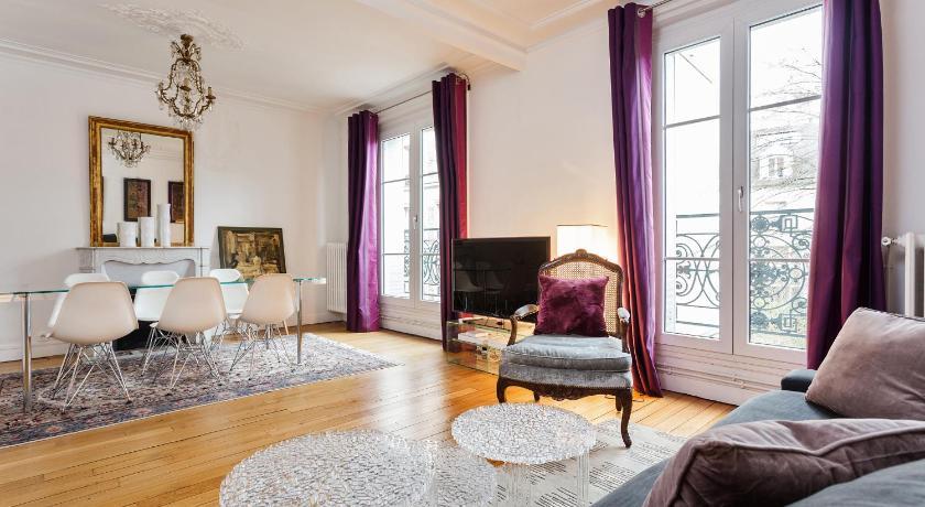 Squarebreak - Apartment close to the Sacré Coeur (Paris)