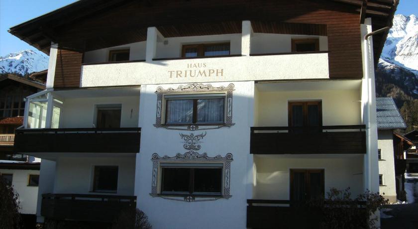 Haus Triumph (Pettneu am Arlberg)