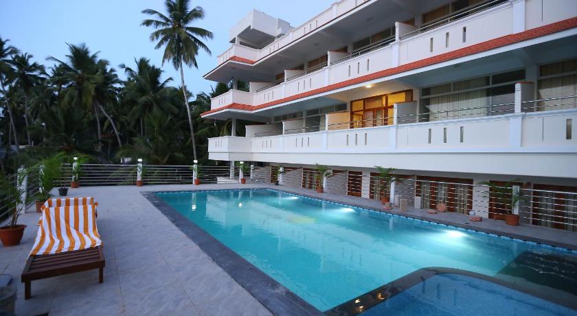 Samudra Beach Resort Samudra Theeram Resort