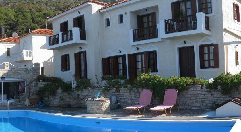 Villa Violetta, Villa, Karlovasi, Samos, Greece
