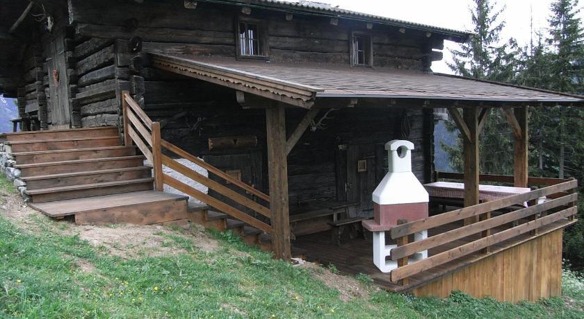 Hütte - Ferienhaus Bischoferhütte für 4-12 Pers... (Alpbach)