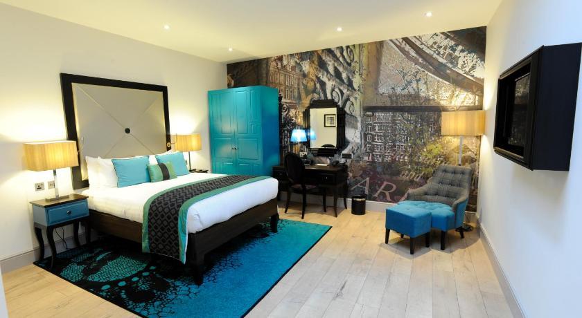 イギリス,ロンドン,ホテル インディゴ ロンドン ケンジントン アールズコート(Hotel Indigo London Kensington - Earl's Court)