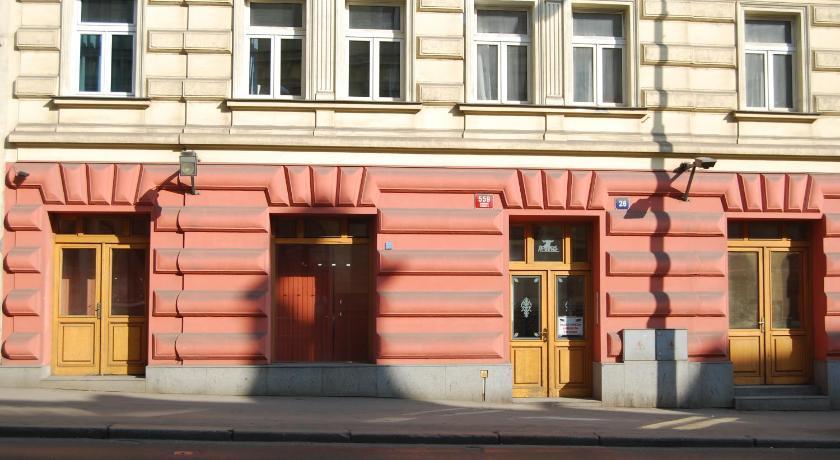 Hotel Andel City Center in Prag