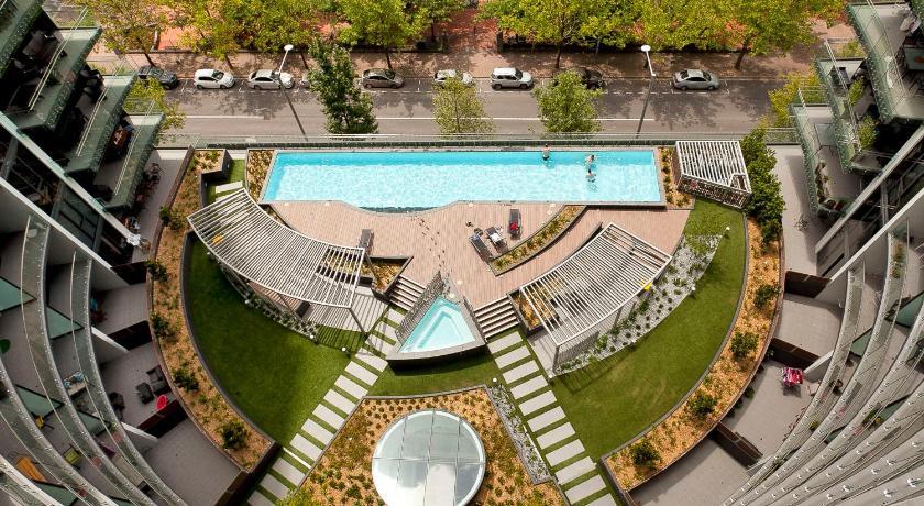 Apartment Astra Apartments Manhattan