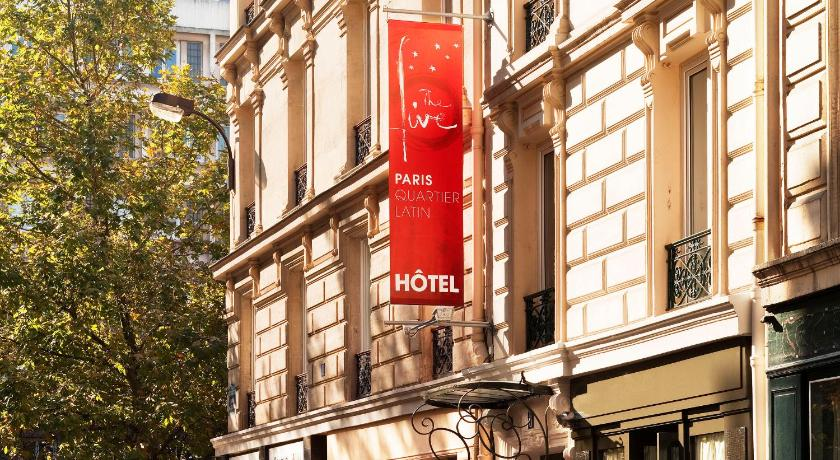 Five Boutique Hotel Paris Quartier France Booking Com