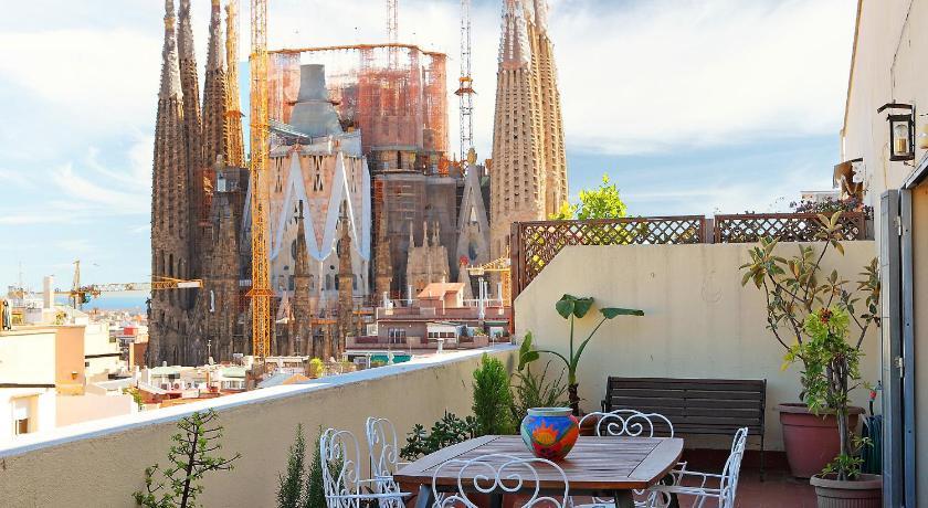 Sagrada Família - Sardenya (Barcelona)
