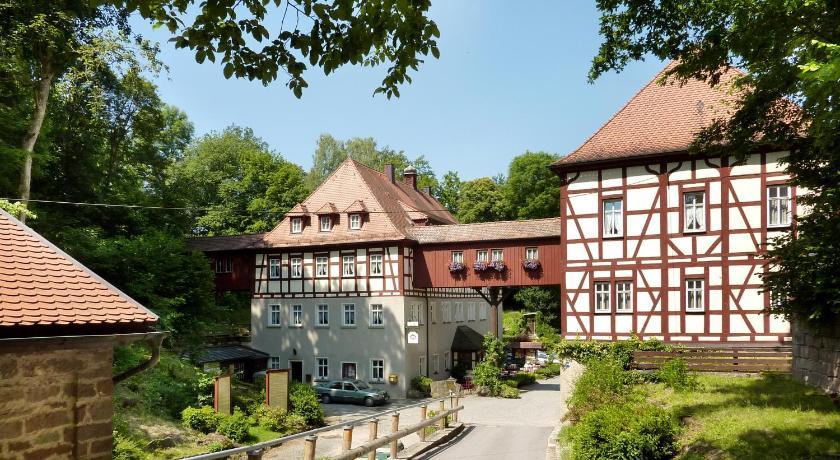 Germany - Burgbernheim - Germany - Rothenburg o.T. 18 km - House ...