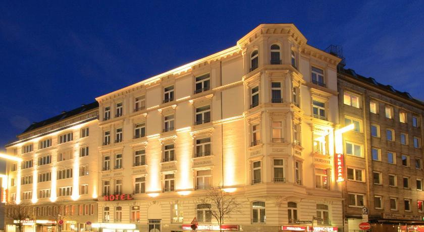Novum Hotel Eleazar City Center in Hamburg