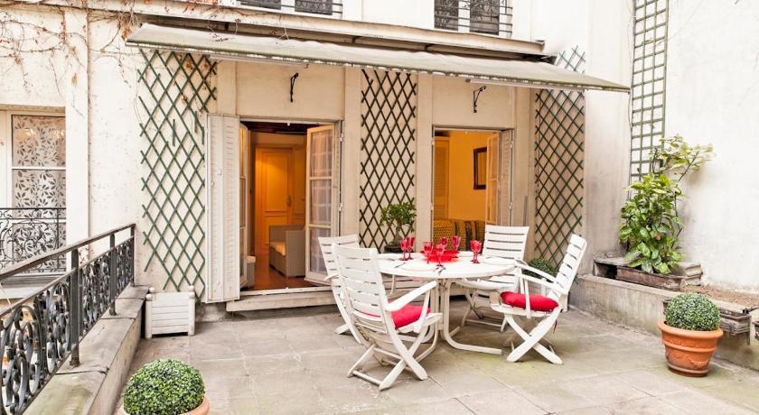 Private Apartment - Saint Germain - Louvre - 147 (Paris)