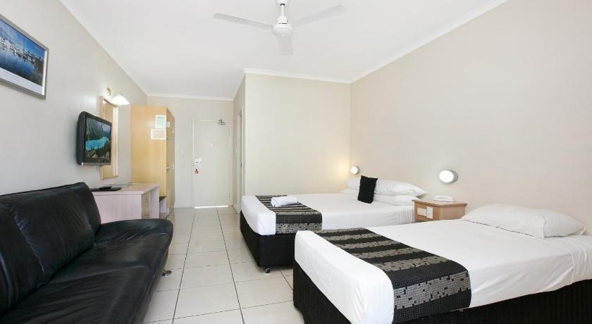 Motel Cairns City Sheridan