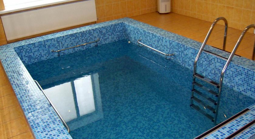 Дизайн бассейна фото
