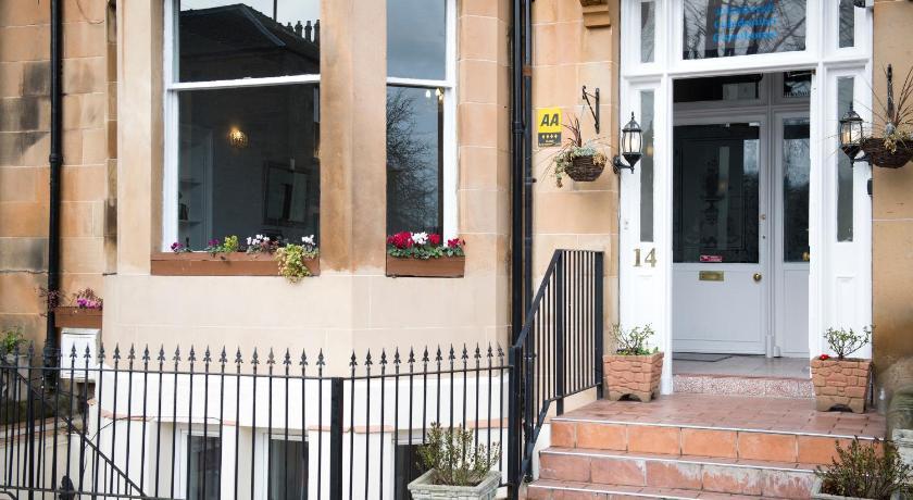 Edinburgh Caledonian Guesthouse (Edinburgh)