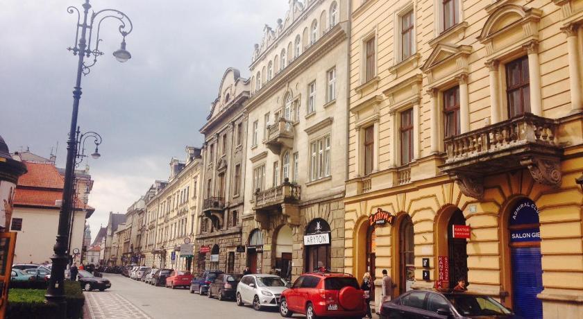 krakow city apartments poland bookingcom