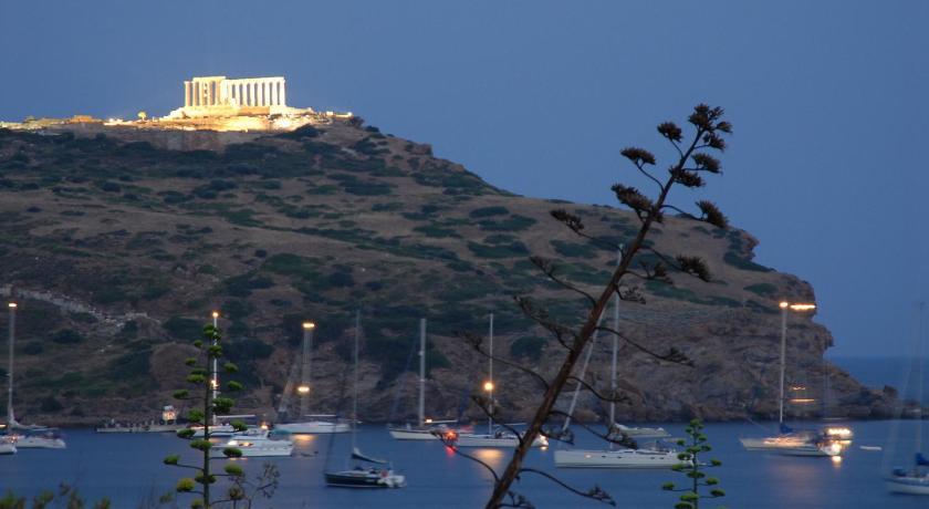 Praias nos arredores de Atenas
