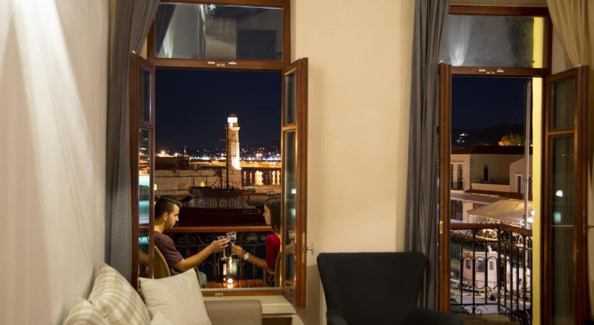 Porto Enetiko Suites, Hotel, Arkadiou 299, Rethymno town, 74100, Greece