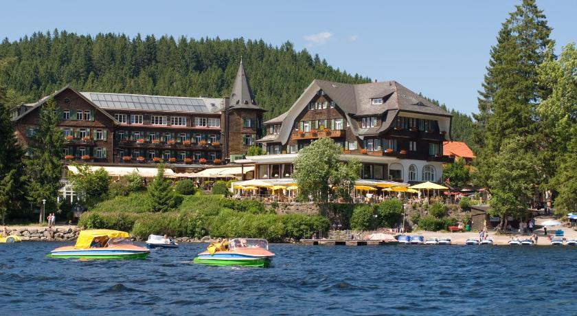 Hotel Im Schwarzwald Am See