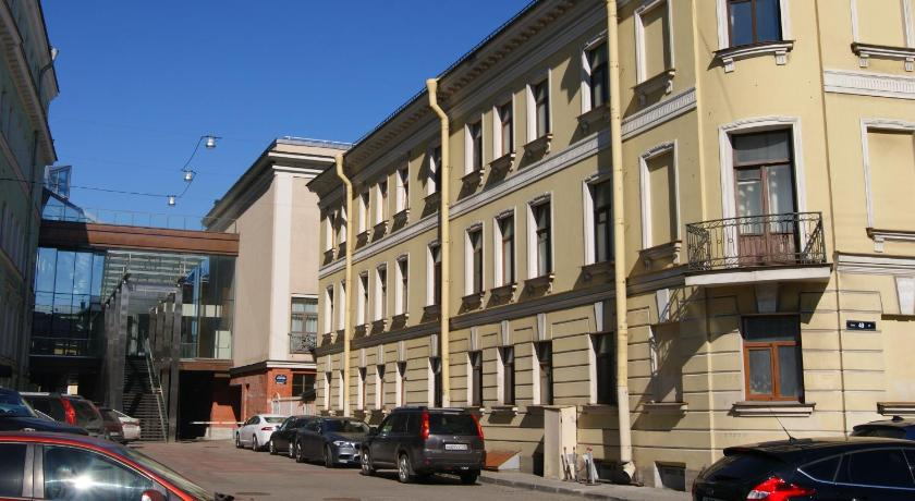 Fontanka Apartment (Sankt Petersburg)