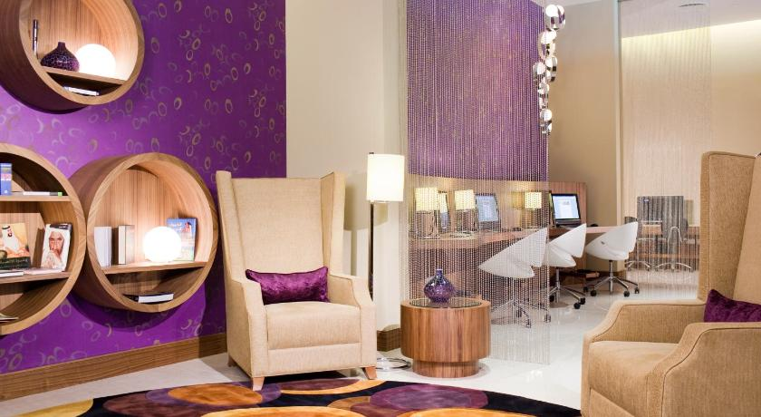 Novotel Suites Dubai Mall of the Emirates, Spa and wellness centre/facilities