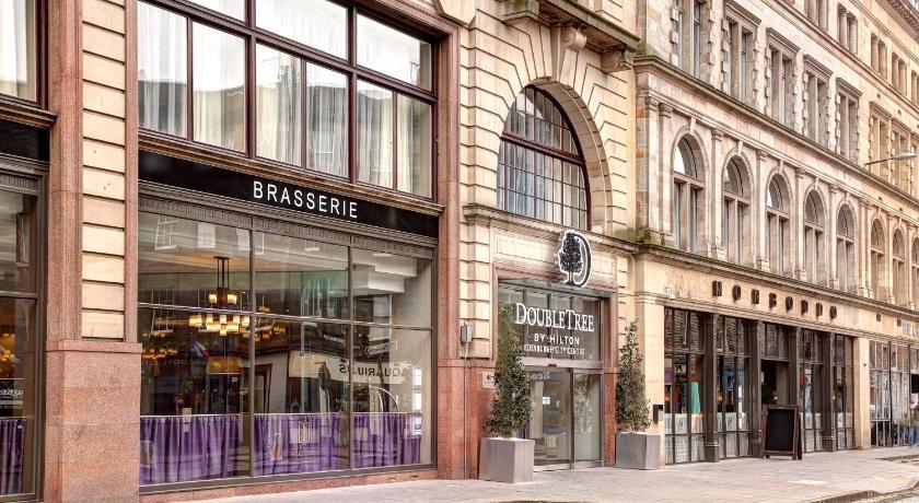 Best Deals For Hotel Doubletree By Hilton Edinburgh City Uk
