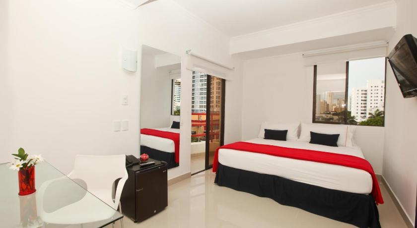Hotéis econômicos em Cartagena