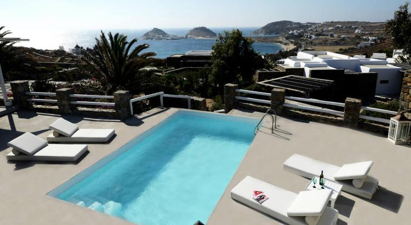 Thalasses Villas, Villa, Kalafatis, Mykonos 4600, Greece