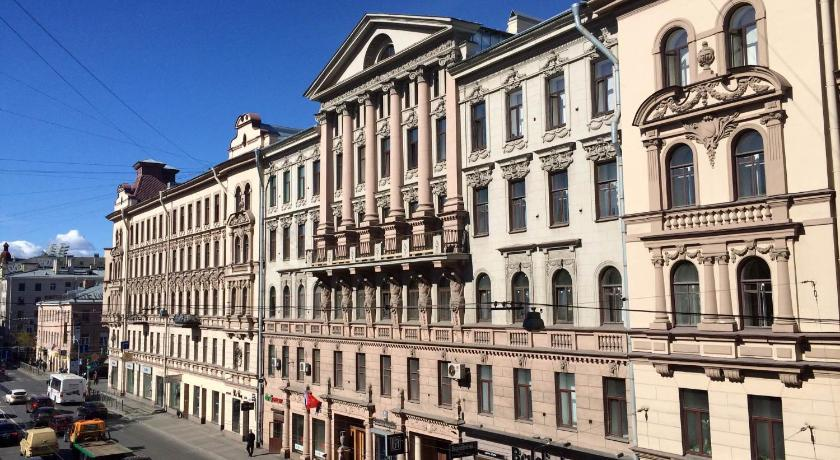 Apple-Paradise Apartments (Sankt Petersburg)