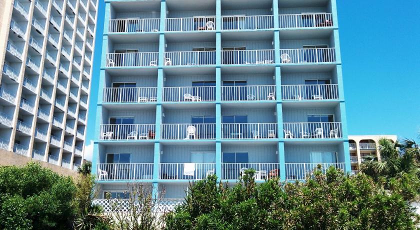 Blu Atlantic Hotel Myrtle Beach Sc