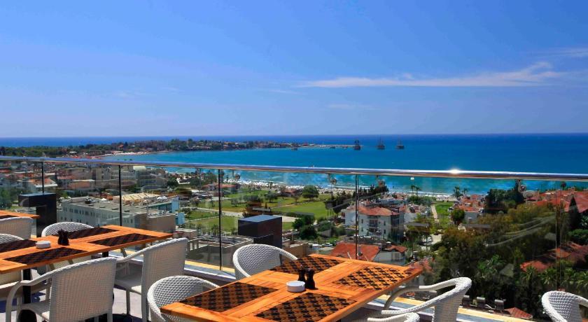 SIDE SU HOTEL, Сиде, Турция, описание, фотогалерея и