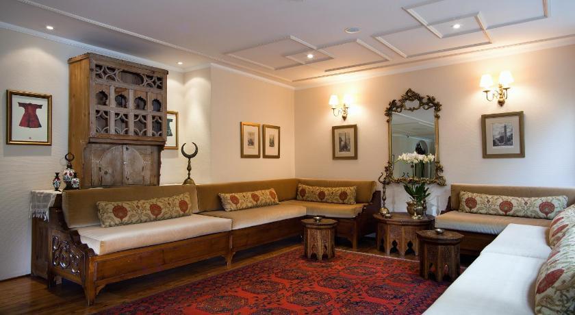 Hotels Pour Une Escapade A Istanbul : Booking hotel sari konak istanbul turquie