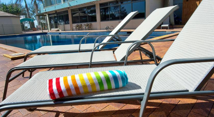 Resort International Beach