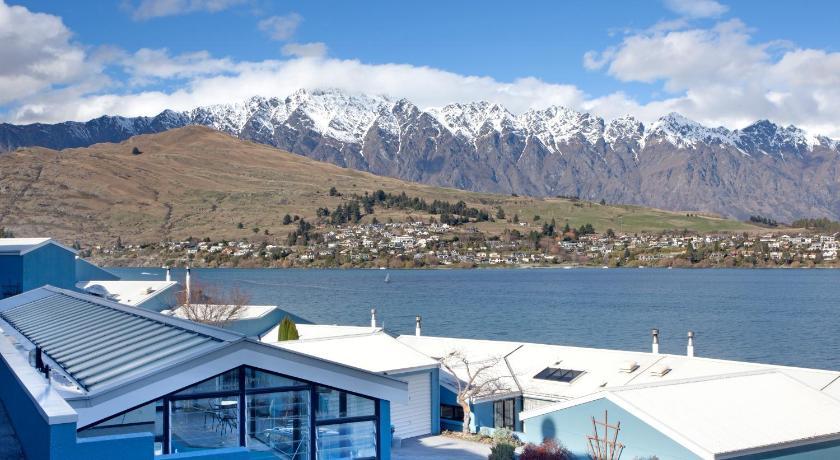 ニュージーランド,クイーンズタウン,アパートメンツ@スピナカー ベイ(Apartments @ Spinnaker Bay)